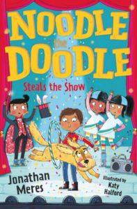 Noodle Doodle Steals the Show - Jonathan Meres